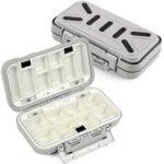 最佳吊具盒选项:Yuki钓鱼诱饵盒