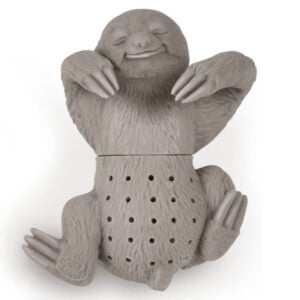 Best Tea Infuser Options: Fred and Friends Slow Brew Sloth Tea Infuser