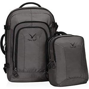 Best Travel Backpack Options: Hynes Eagle Travel Backpack 40L Flight Approved Carry