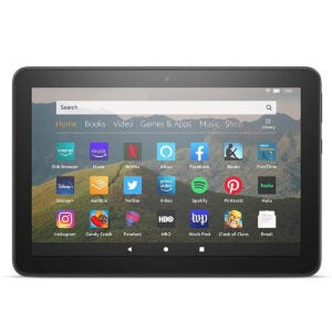 Best Travel Gadgets Options: All-new Fire HD 8 tablet