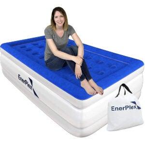 Best Twin Mattress for Kids Options: EnerPlex Never-Leak Twin Air Mattress