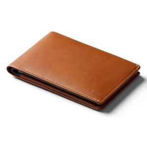 Best Wallets for Men Options: Bellroy Travel Wallet