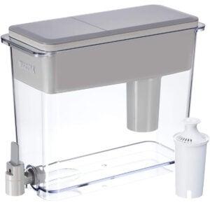 Best Water Filter Options: Brita Standard 18 Cup UltraMax Water Dispenser