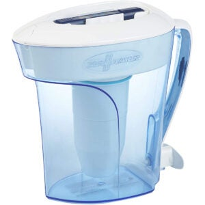 Best Water Filter Options: ZeroWater 10 Cup Water Filter Pitcher