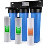 Best Water Filter Options: iSpring WGB32B 3-Stage Whole House Water
