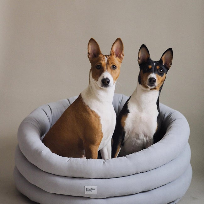 dog bed from etsy