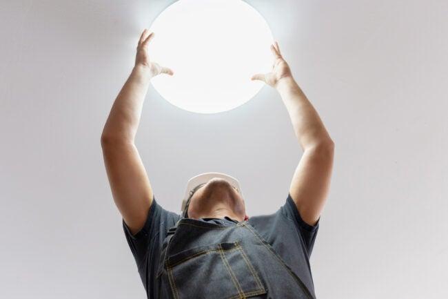 最佳LED吊灯