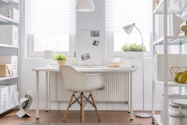 most popular home office during pandemic work from home
