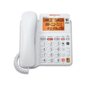 The Best Answering Machine Options: AT&T CL4940 Corded Standard Phone with Answering