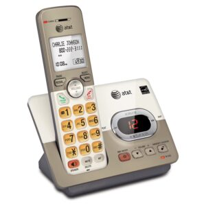 The Best Answering Machine Options: AT&T EL52113 Single Handset Expandable Cordless Phone