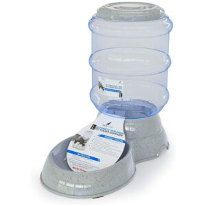 The Best Automatic Cat Feeder Options: Noa Store Automatic Replenish Pet Dispenser Station