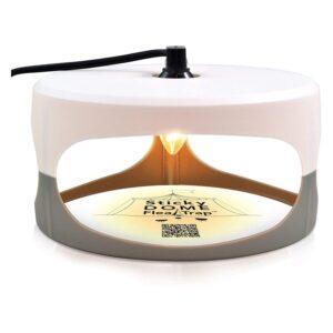 The Best Bed Bug Trap Options: ASPECTEK - Trapest Sticky Dome Flea Bed Bug Trap