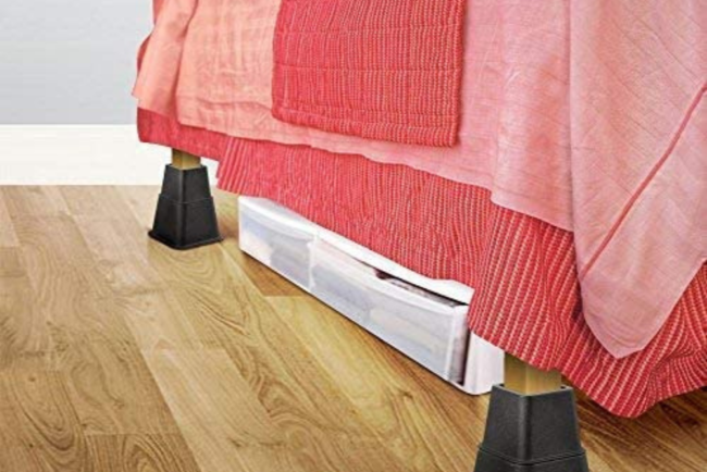 The Best Bed Risers