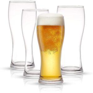 The Best Beer Glasses Options: JoyJolt Callen Beer Glasses Set of 4