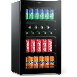 Best Beverage Fridge Options Miroco