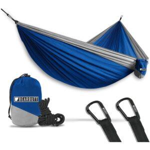 The Best Camping Hammock Options: Bear Butt Hammocks - Camping Hammock for Outdoors
