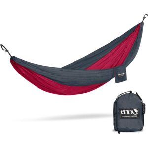 The Best Camping Hammock Options: ENO, DoubleNest Lightweight Camping Hammock