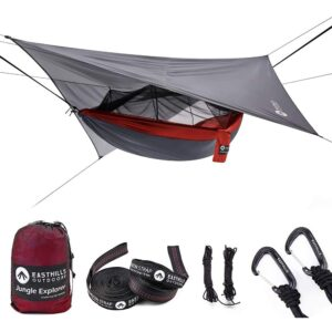 The Best Camping Hammock Options: Easthills Outdoors Jungle Explorer Bug Net Hammock