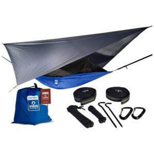 The Best Camping Hammock Options: Oak Creek Lost Valley Camping Hammock