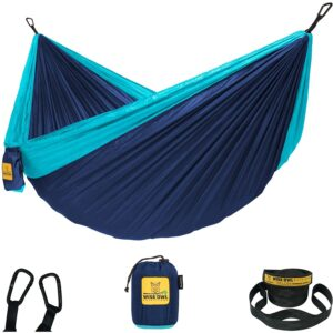 The Best Camping Hammock Options: Wise Owl Outfitters Hammock Camping