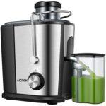 最好的柑橘榨汁机选择:AICOOK榨汁机宽口榨汁机