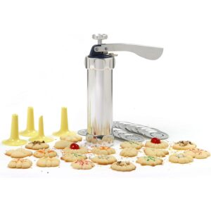The Best Cookie Press Option: Norpro Deluxe Cookie Press with Icing Gun