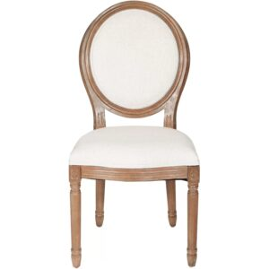 The Best Dining Chairs Option: Ophelia & Co. Haleigh Upholstered King Louis Back
