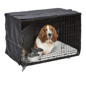 The Best Dog Crate Options: MidWest Homes for Pets iCrate Starter Kit
