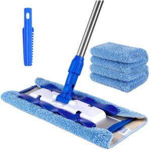 The Best Dust Mop Options: MR.SIGA Professional Microfiber Mop