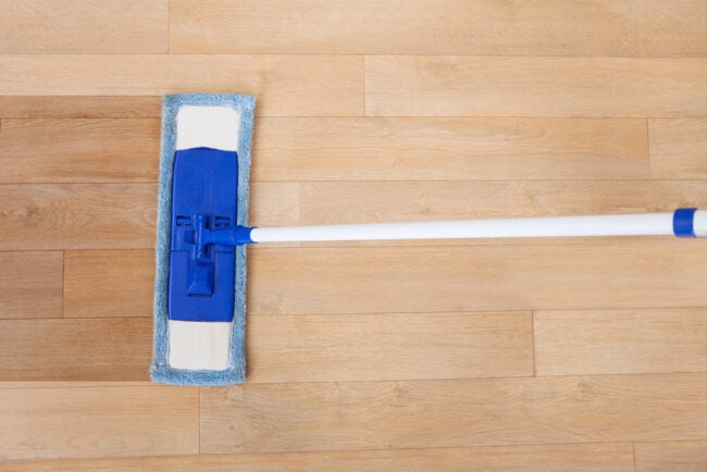 The Best Dust Mop Option