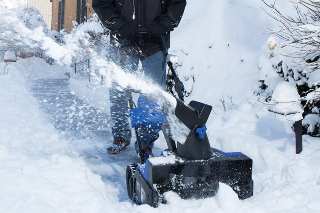 The Best Electric Snow Blower