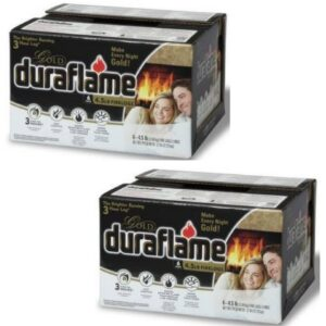 The Best Fire Logs Options: Duraflame 4577 Ultra-Premium Firelogs