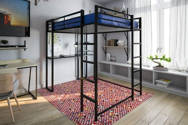 The Best Kids Bed With Desk Option