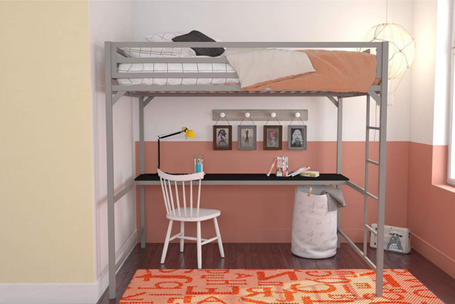 The Best Kids Loft Bed With Desk
