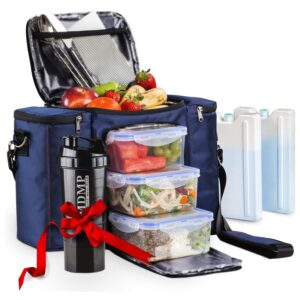 The Best Lunch Box Options: MDMP Meal Prep Lunch Bag