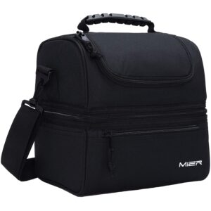 The Best Lunch Box Options: MIER Adult Lunch Box Insulated Lunch Bag