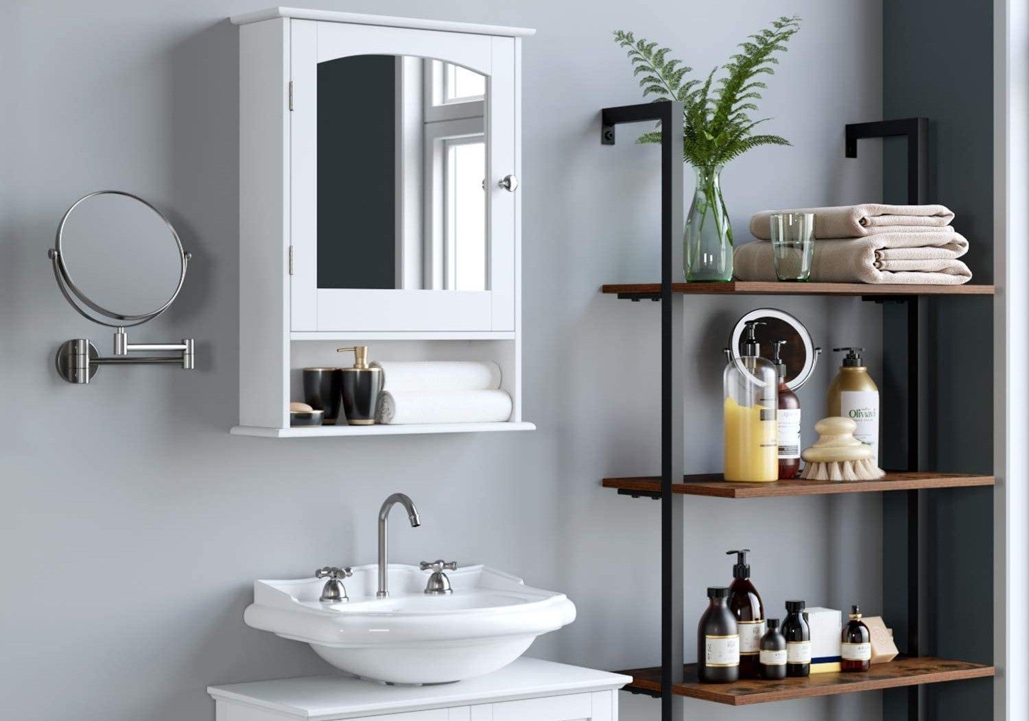 The Best Medicine Cabinets For Bathroom Storage Bob Vila