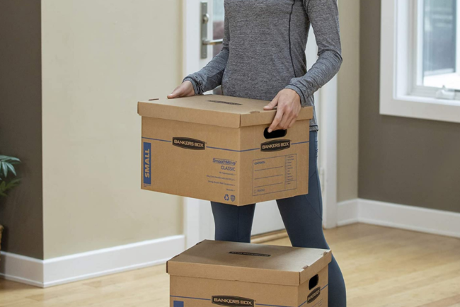 The Best Moving Boxes Option