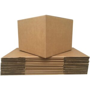 The Best Moving Boxes Options: StarBoxes uBoxes 12 Large Moving Boxes 20x20x15