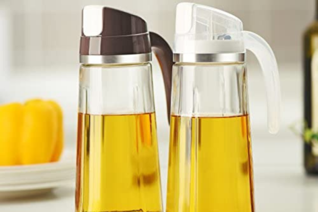 The Best Olive Oil Dispensers Option