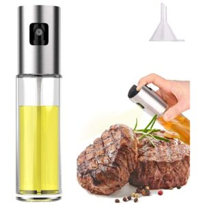 The Best Olive Oil Dispensers Option: Woohubs Olive Oil Sprayer for Cooking
