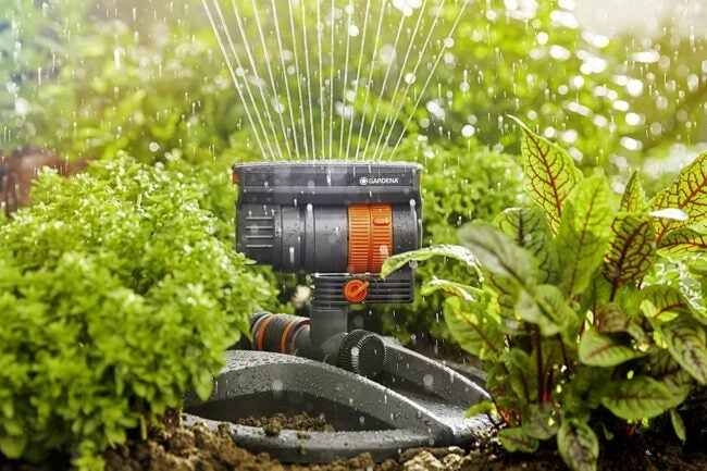 The Best Oscillating Sprinkler Option