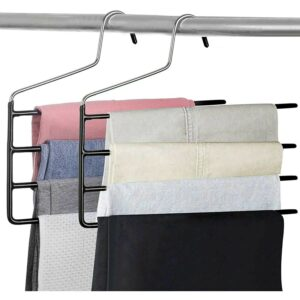 The Best Pants Hanger Options Multilayer