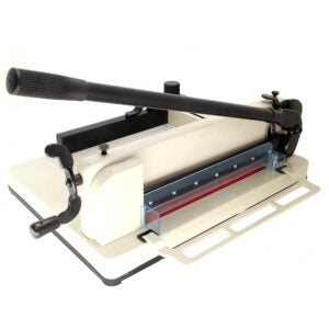 最佳切纸机选择:HFS (R)重型切纸机