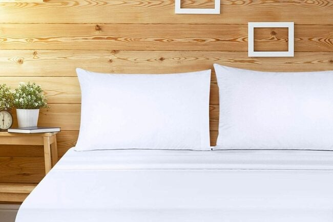 The Best Pillow Protector Option