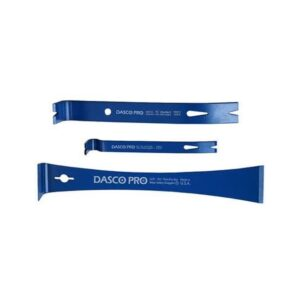 The Best Pry Bar Option: Dasco Pro 91 Pry Bar Set, 3-Piece