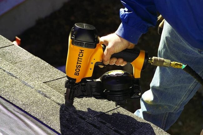 The Best Roofing Nailer Option