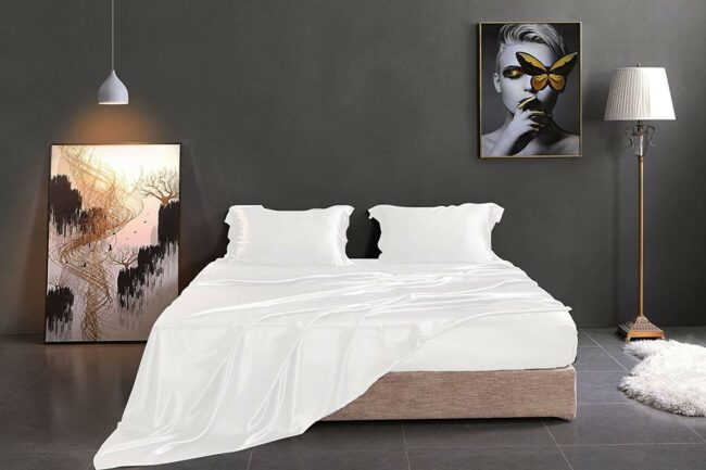 Best Satin Sheets Options