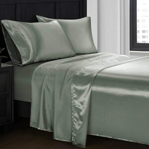 The Best Satin Sheets Options Homiest
