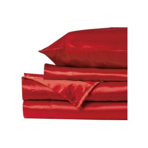 The Best Satin Sheets Options Mk